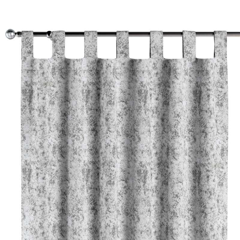 Gardin med stropper 1 stk. fra kolleksjonen Velvet, Stoffets bredde: 704-49