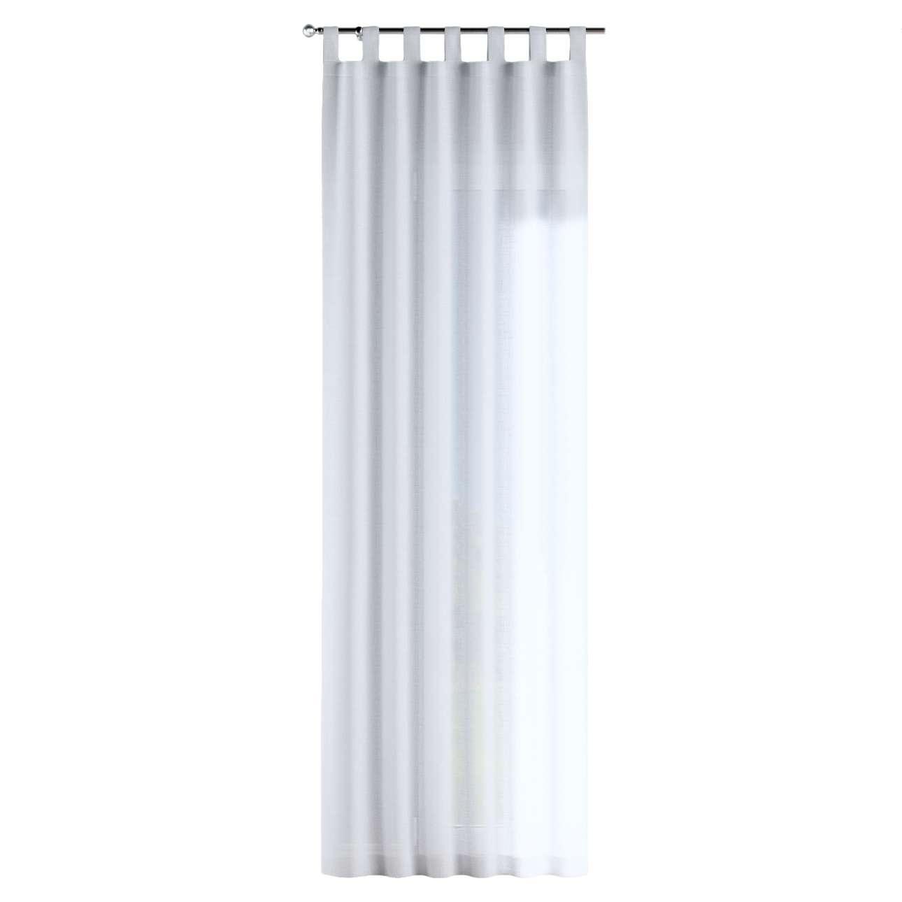 Gardin med hällor 1 längd i kollektionen Romantica, Tyg: 128-77