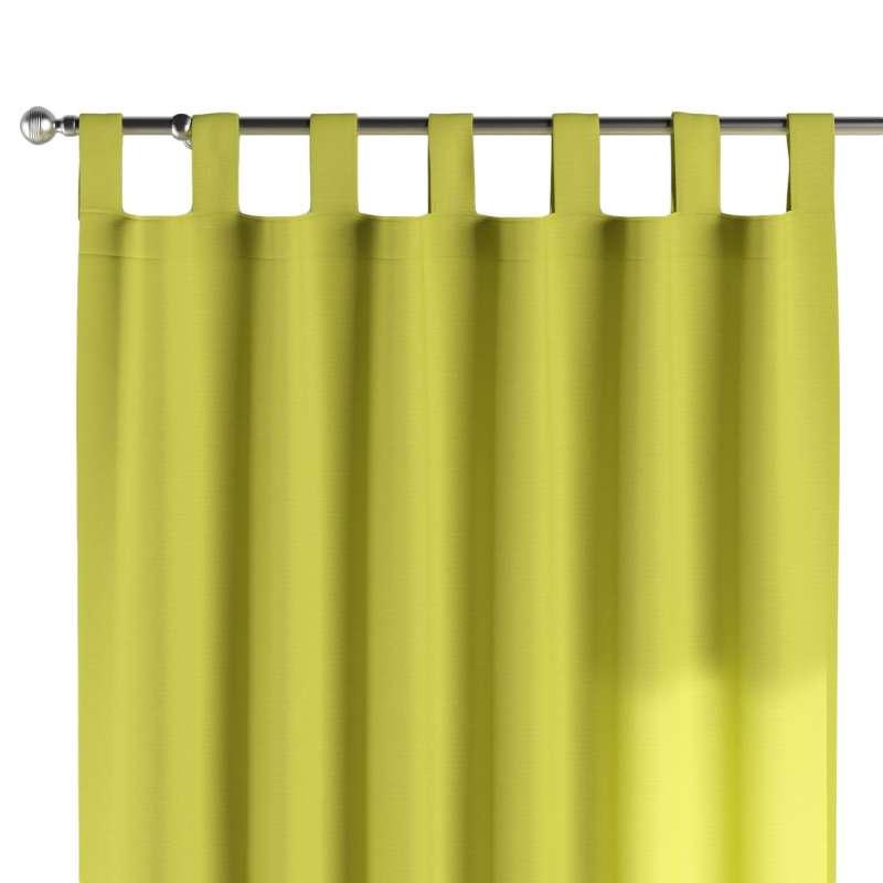 Gardin med stropper 1 stk. fra kollektionen Jupiter, Stof: 127-50