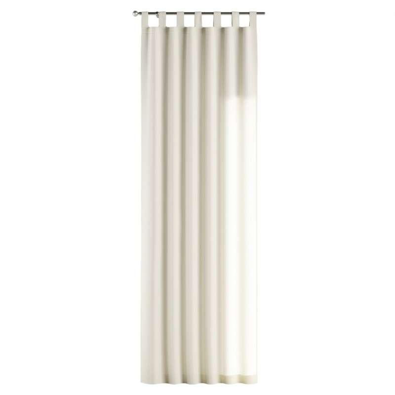 Gardin med stropper 1 stk. fra kollektionen Jupiter, Stof: 127-00