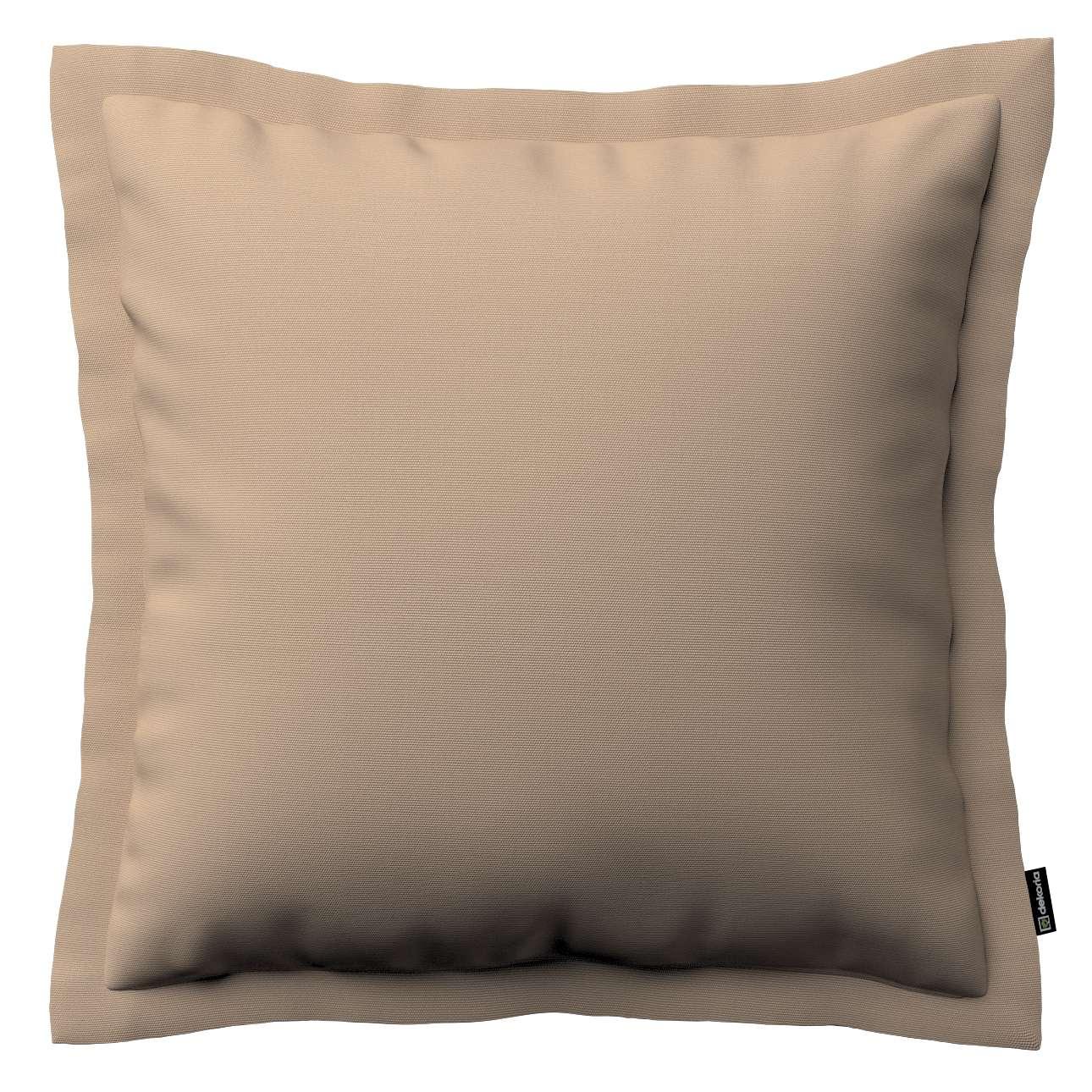 Mona - potah na polštář hladký lem po obvodu v kolekci Cotton Panama, látka: 702-28