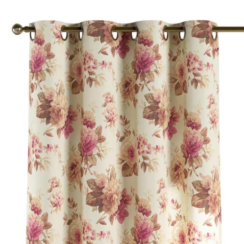 Zasłona na kółkach 1 szt. w kolekcji Londres, tkanina: 141-06