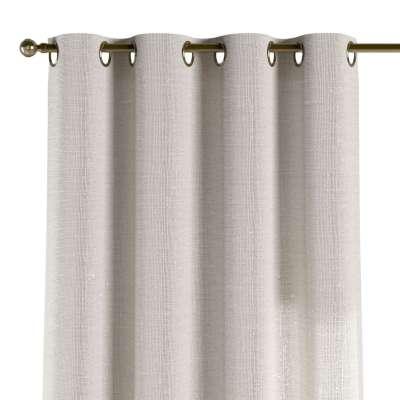 Záves s kolieskami V kolekcii Linen, tkanina: 392-04