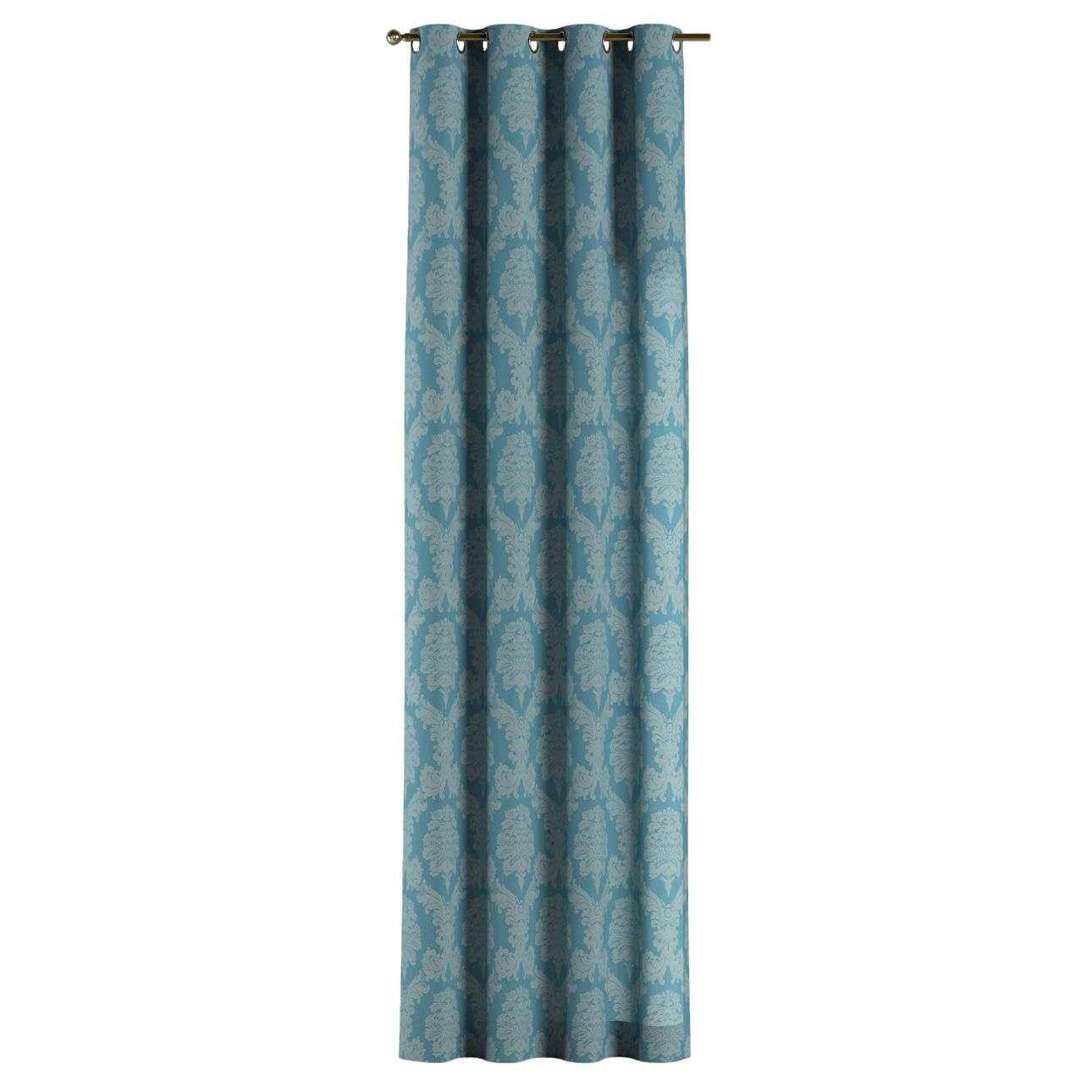 Záves s kolieskami V kolekcii Damasco, tkanina: 613-67