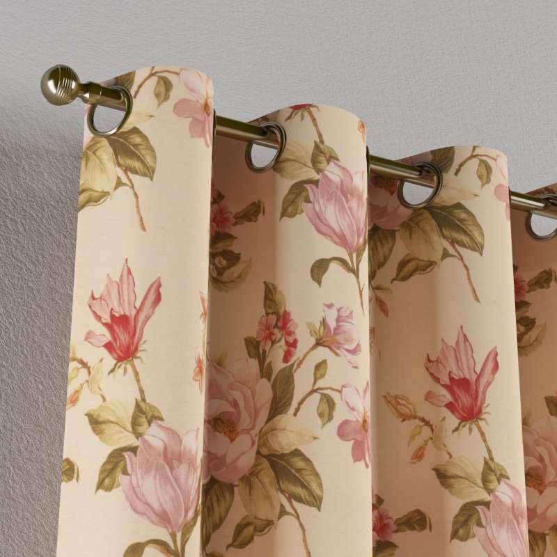 Záves s kolieskami V kolekcii Londres, tkanina: 123-05