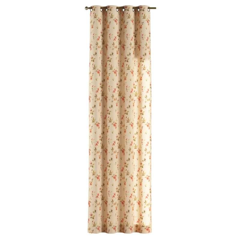 Zasłona na kółkach 1 szt. w kolekcji Londres, tkanina: 124-05