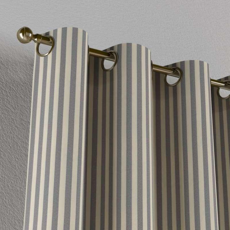 Záves s kolieskami V kolekcii Quadro, tkanina: 136-02