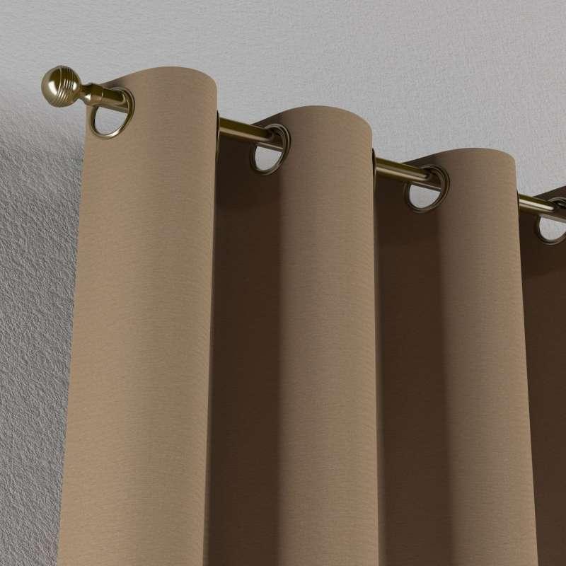 Záves s kolieskami V kolekcii Quadro, tkanina: 136-09