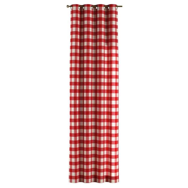 Záves s kolieskami V kolekcii Quadro, tkanina: 136-18