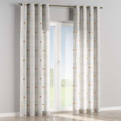 Eyelet curtains in collection Little World, fabric: 151-01