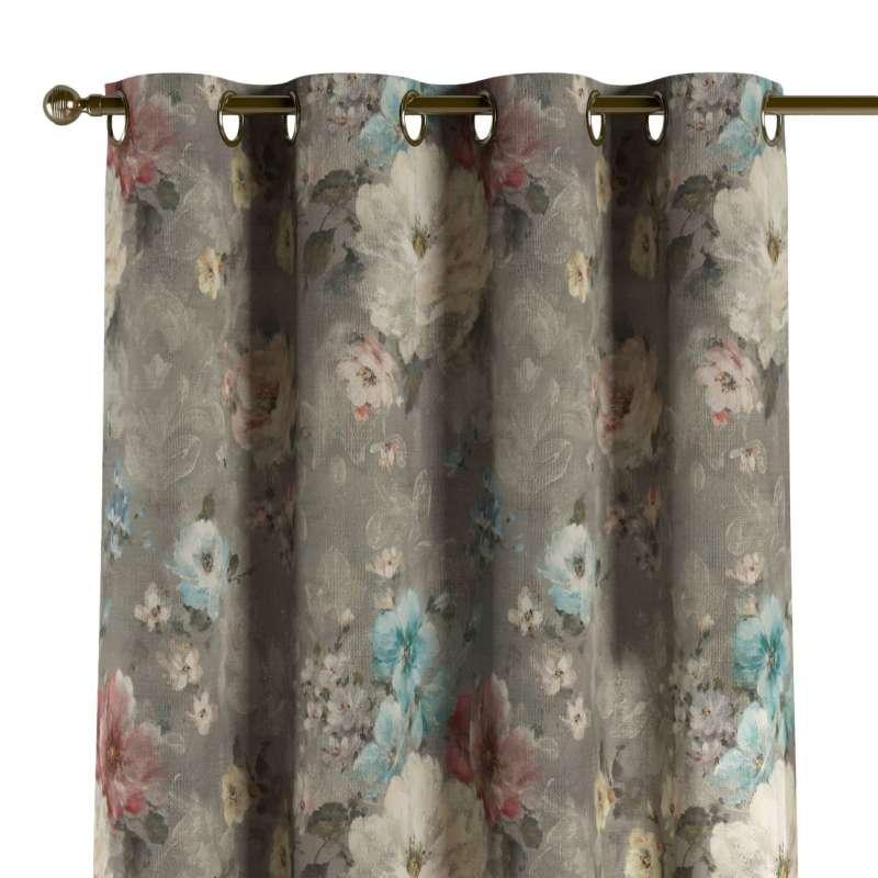 Gardin med øskner 1 stk. fra kollektionen Monet, Stof: 137-81