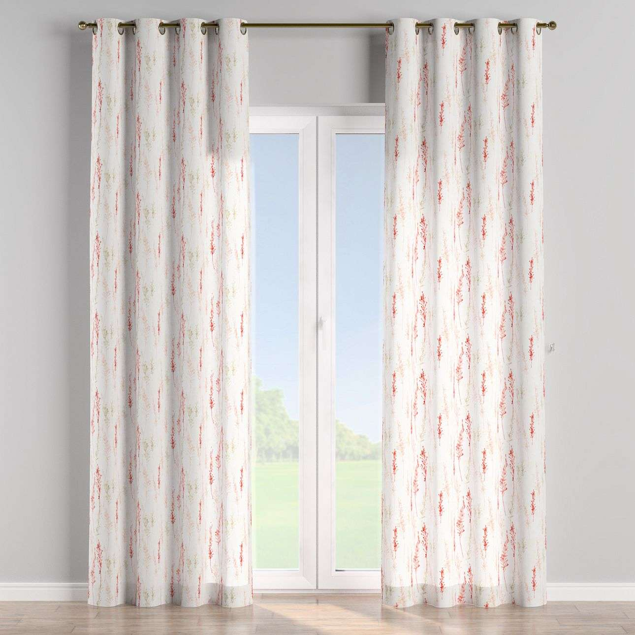 Eyelet curtains in collection SALE, fabric: 141-37