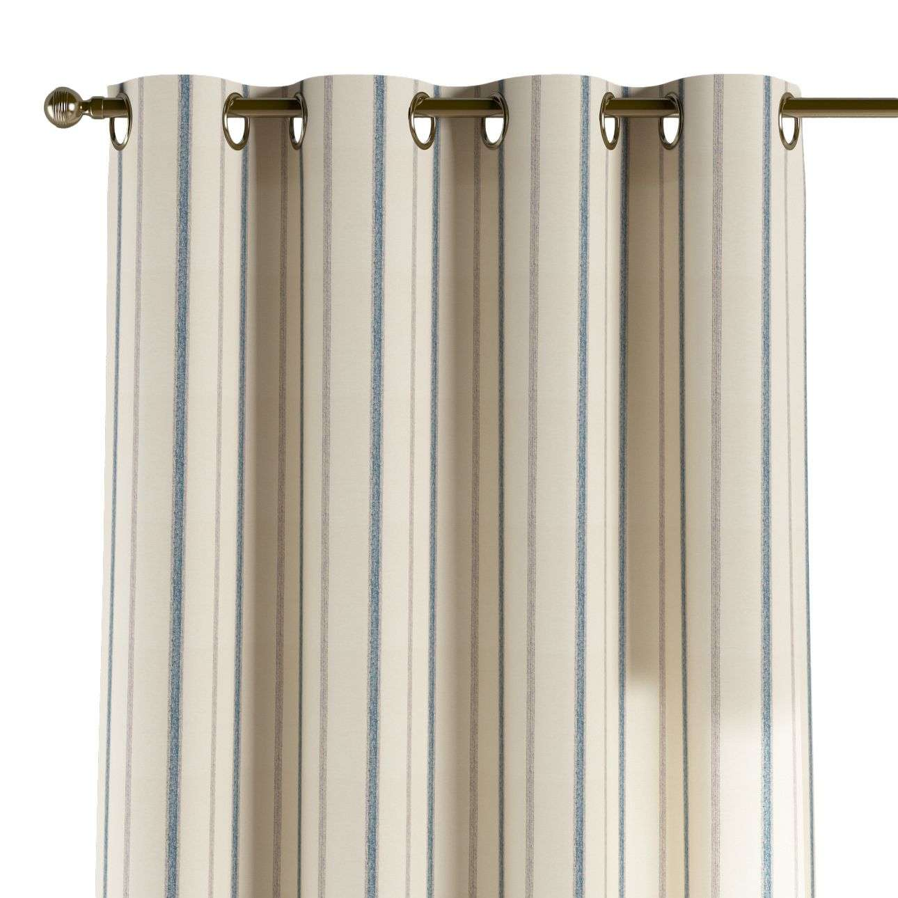 Eyelet curtains in collection Avinon, fabric: 129-66