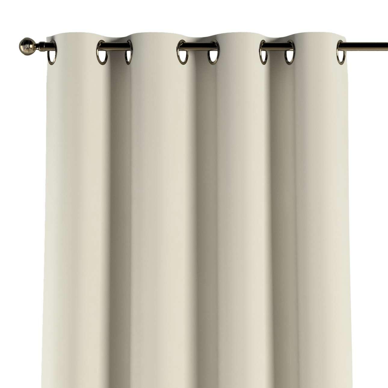 Gardin med maljer 1 stk. fra kolleksjonen Velvet, Stoffets bredde: 704-10