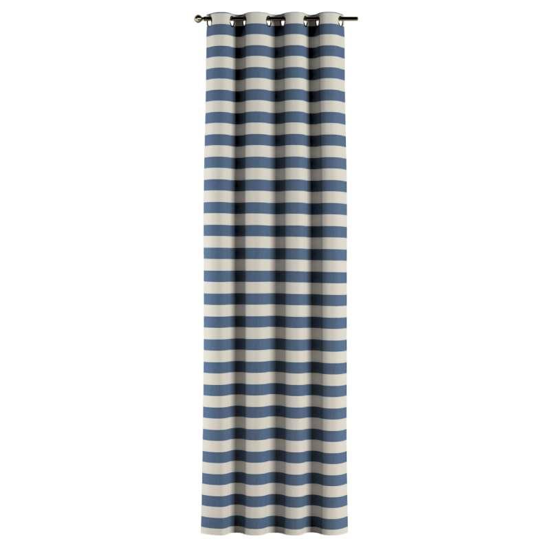 Zasłona na kółkach 1 szt. w kolekcji Quadro, tkanina: 142-70