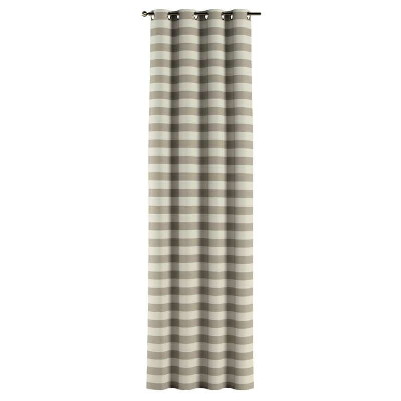 Záves s kolieskami V kolekcii Quadro, tkanina: 142-73