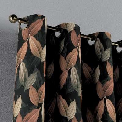 Gardin med maljer 1 stk. fra kolleksjonen Abigail, Stoffets bredde: 143-21