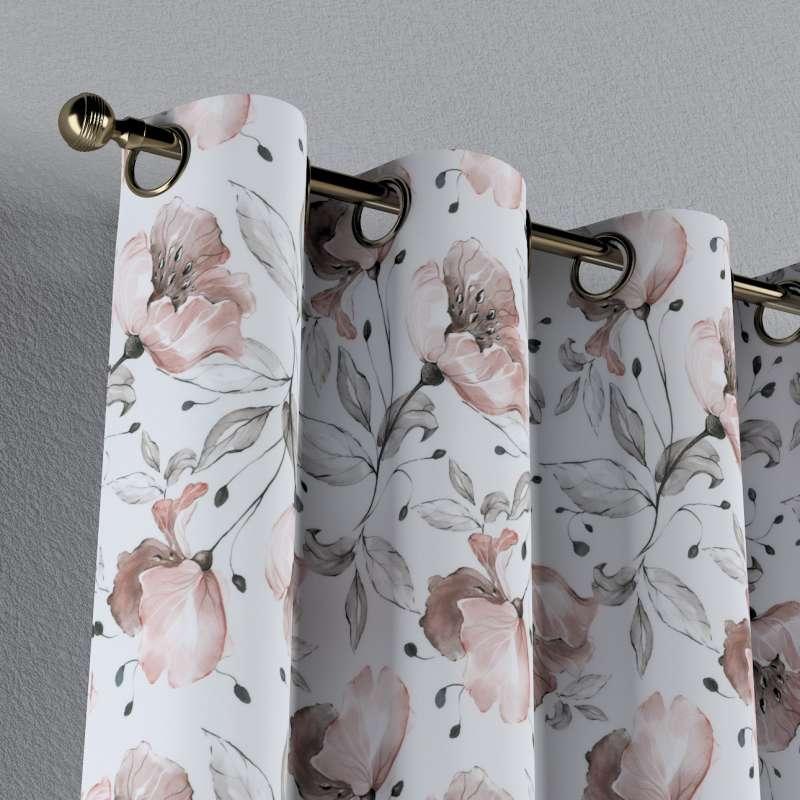 Záves s kolieskami V kolekcii Velvet, tkanina: 704-50