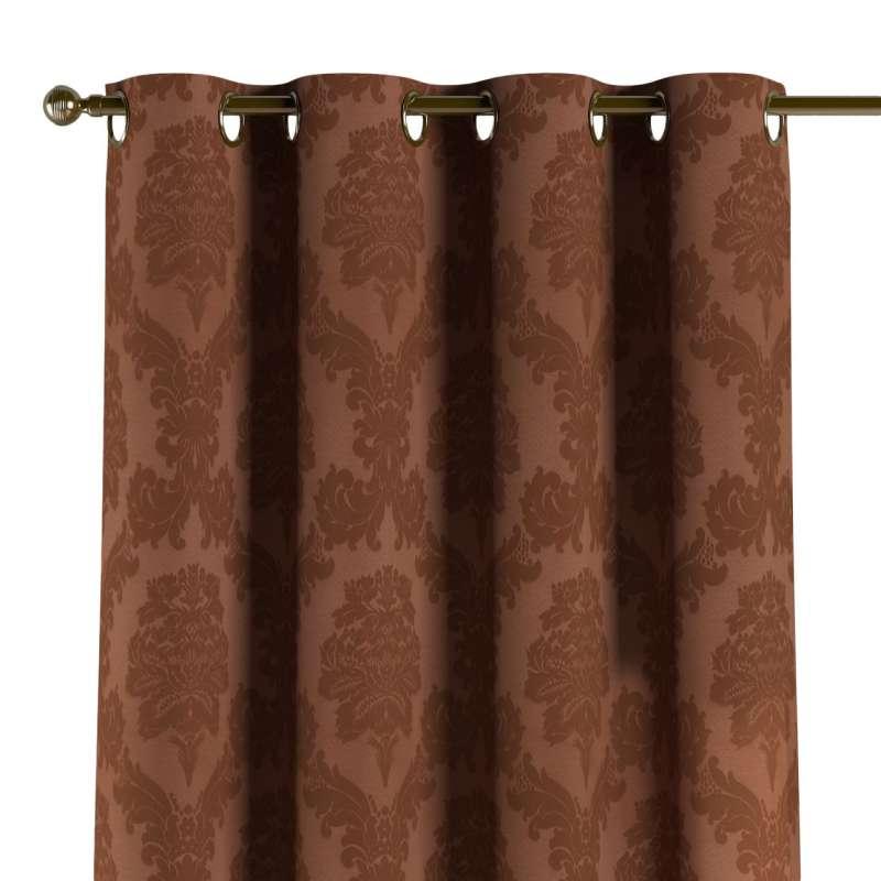 Záves s kolieskami V kolekcii Damasco, tkanina: 613-88
