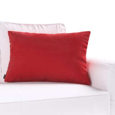Poszewka Kinga na poduszkę prostokątną w kolekcji Velvet, tkanina: 704-15