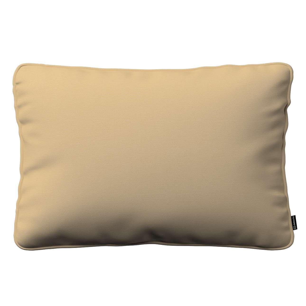 Gabi - potah na polštář šňůrka po obvodu obdélníkový v kolekci Cotton Panama, látka: 702-01