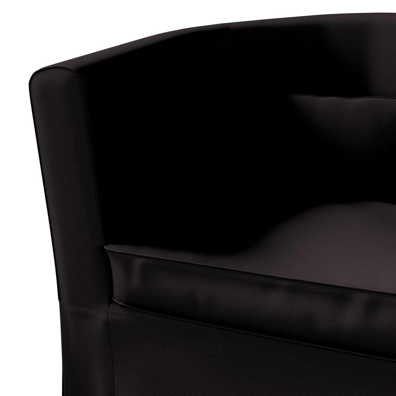 Cotton Panama, schwarz