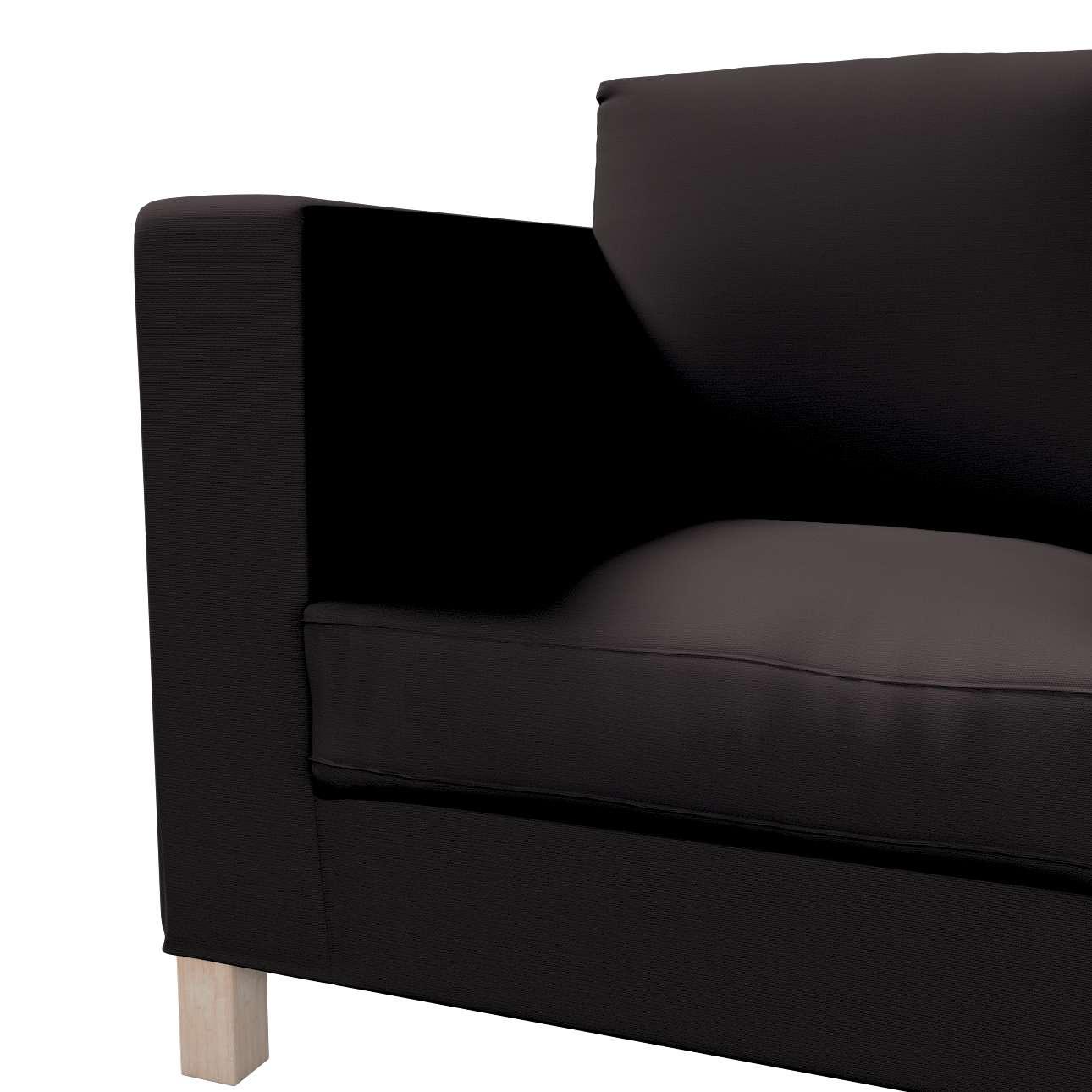 IKEA zitbankhoes/ overtrek voor Karlanda 3-zitsbank, kort van de collectie Cotton Panama, Stof: 702-09