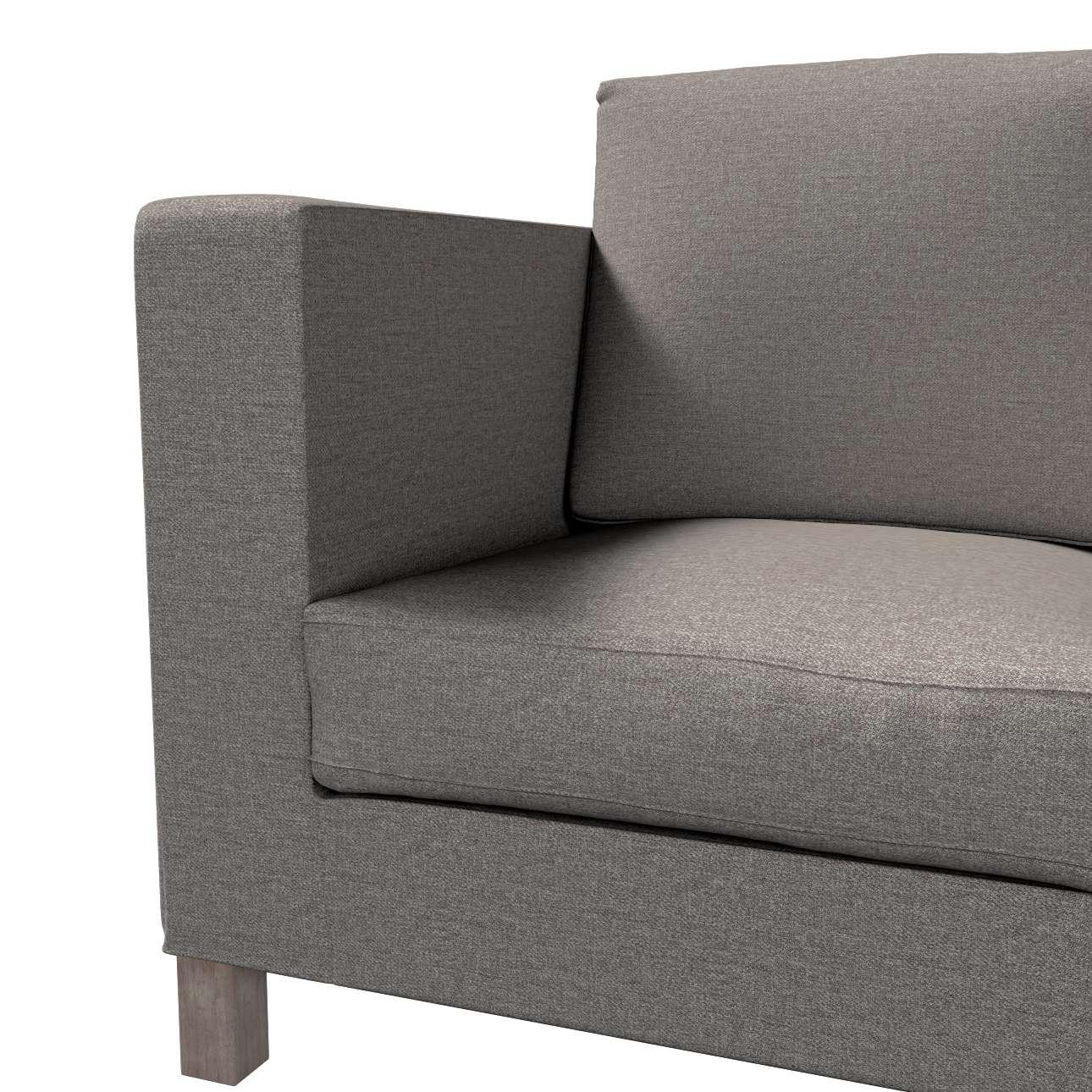 Karlanda 3-Sitzer Sofabezug nicht ausklappbar kurz von der Kollektion Edinburgh , Stoff: 115-77