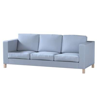 Karlanda 3-Sitzer Sofabezug nicht ausklappbar kurz von der Kollektion Chenille , Stoff: 702-13