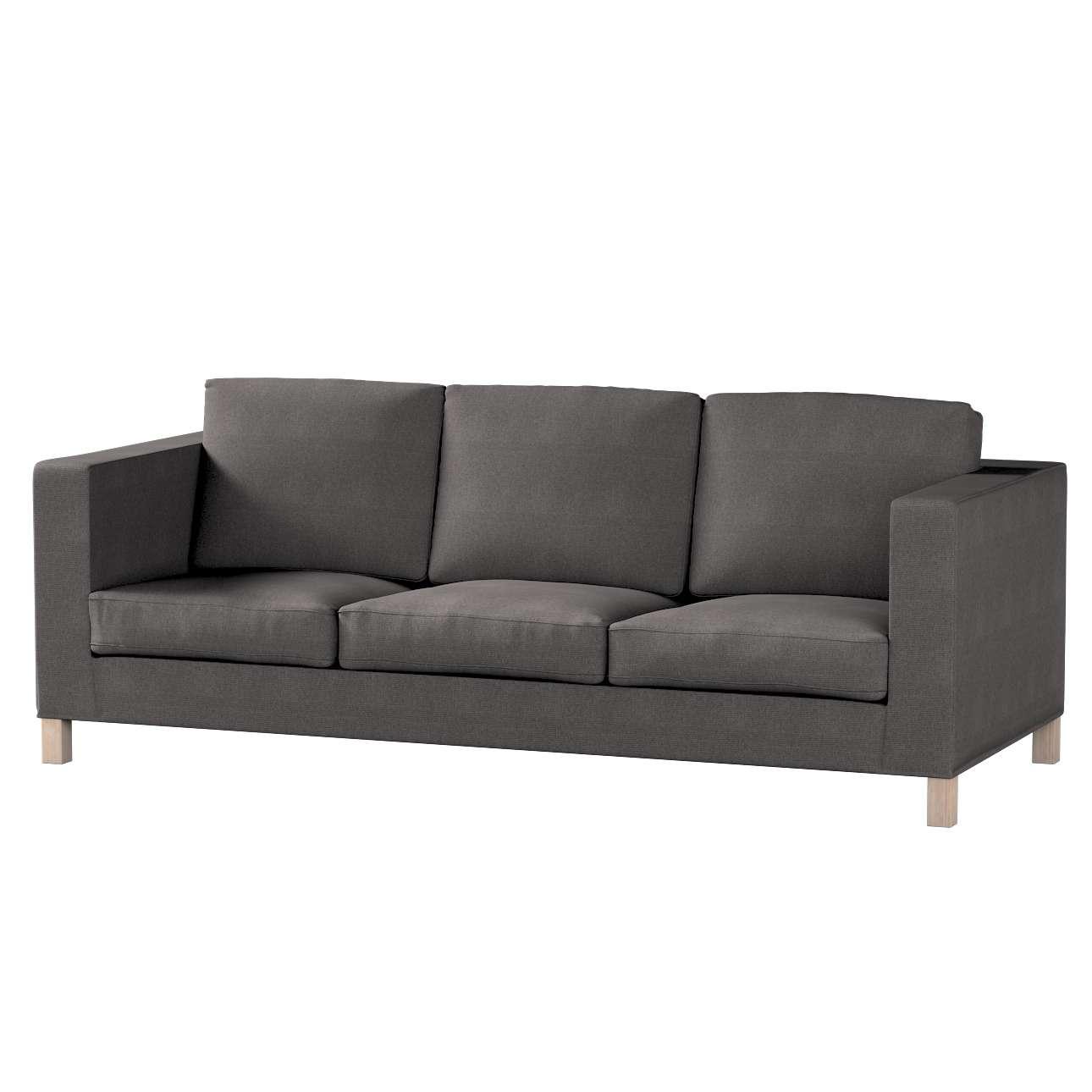 IKEA zitbankhoes/ overtrek voor Karlanda 3-zitsbank, kort van de collectie Etna, Stof: 705-35