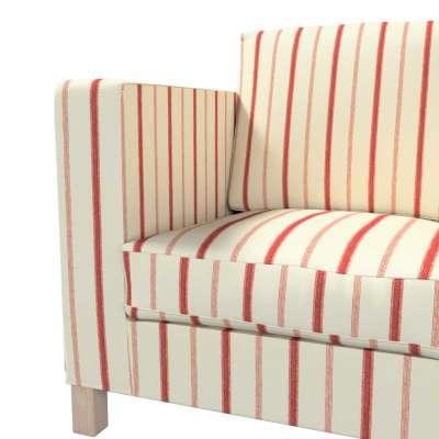 IKEA zitbankhoes/ overtrek voor Karlanda 3-zitsbank, kort van de collectie Avinon, Stof: 129-15