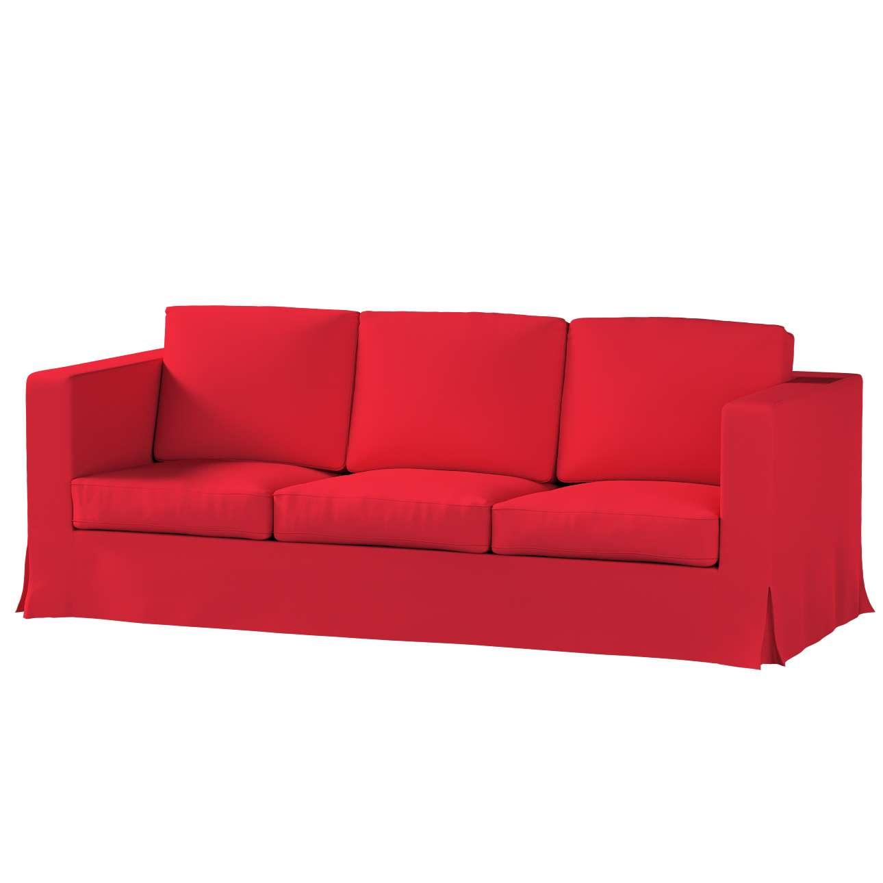 IKEA zitbankhoes/ overtrek voor Karlanda 3-zitsbank, lang van de collectie Cotton Panama, Stof: 702-04