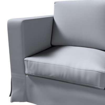 IKEA zitbankhoes/ overtrek voor Karlanda 3-zitsbank, lang van de collectie Cotton Panama, Stof: 702-07