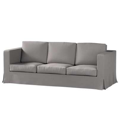 Pokrowiec na sofę Karlanda 3-osobową nierozkładaną, długi w kolekcji Edinburgh, tkanina: 115-81