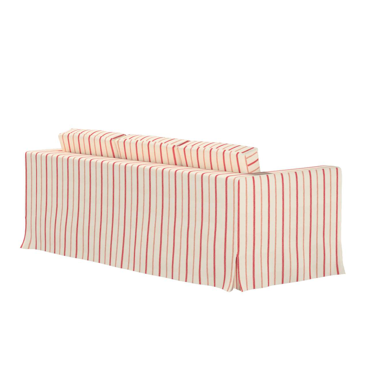 IKEA zitbankhoes/ overtrek voor Karlanda 3-zitsbank, lang van de collectie Avinon, Stof: 129-15