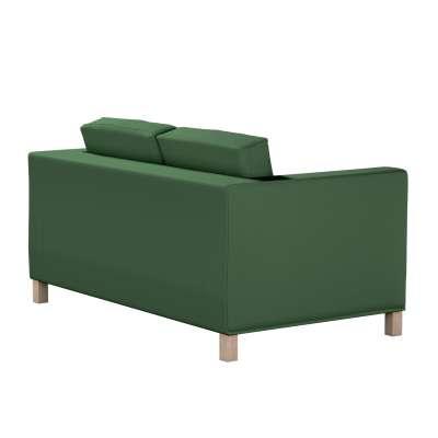 Karlanda 2-Sitzer Sofabezug nicht ausklappbar kurz von der Kollektion Cotton Panama, Stoff: 702-06