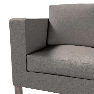 Pokrowiec na sofę Karlanda 2-osobową nierozkładaną, krótki w kolekcji Edinburgh, tkanina: 115-77