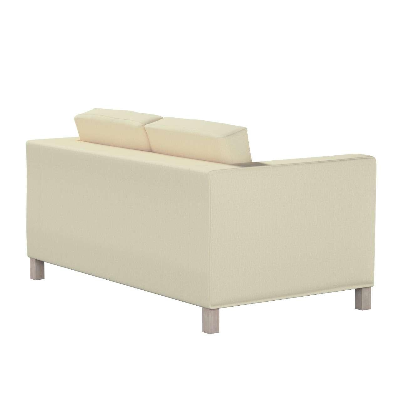 Karlanda 2-Sitzer Sofabezug nicht ausklappbar kurz von der Kollektion Chenille , Stoff: 702-22