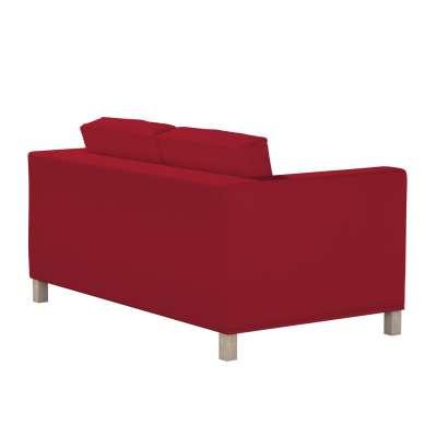 Pokrowiec na sofę Karlanda 2-osobową nierozkładaną, krótki w kolekcji Chenille, tkanina: 702-24