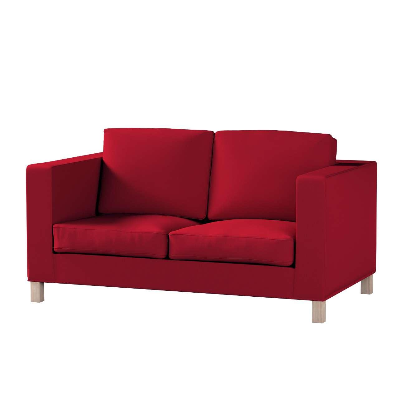 Karlanda 2-Sitzer Sofabezug nicht ausklappbar kurz von der Kollektion Etna, Stoff: 705-60