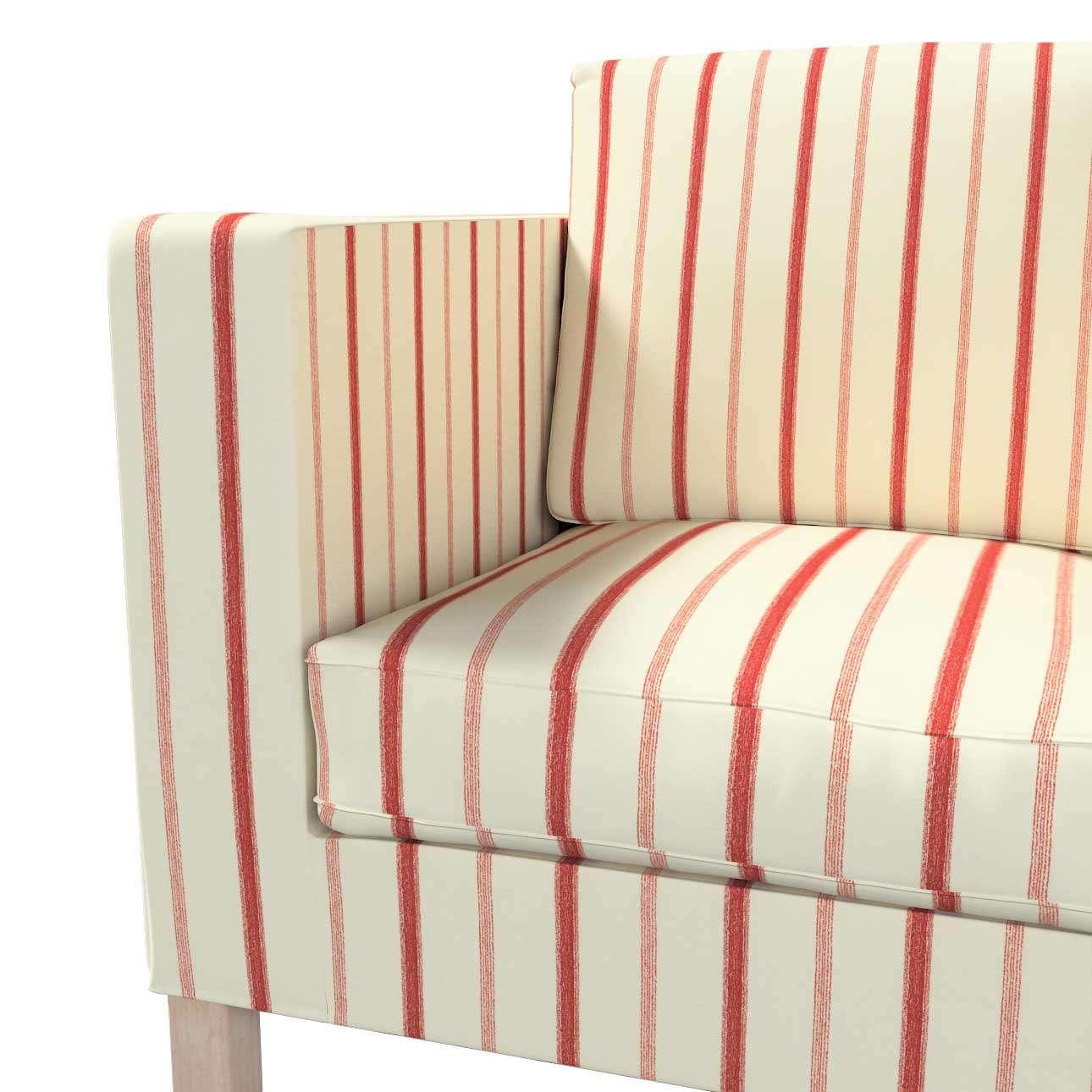 IKEA zitbankhoes/ overtrek voor Karlanda 2-zitsbank, kort van de collectie Avinon, Stof: 129-15