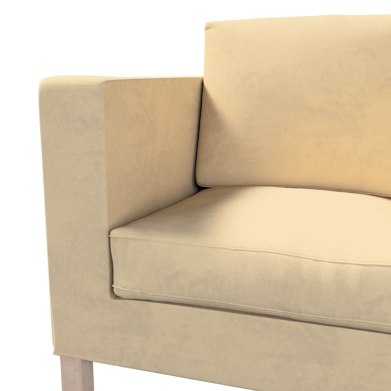 IKEA zitbankhoes/ overtrek voor Karlanda 2-zitsbank, kort van de collectie Living, Stof: 160-82