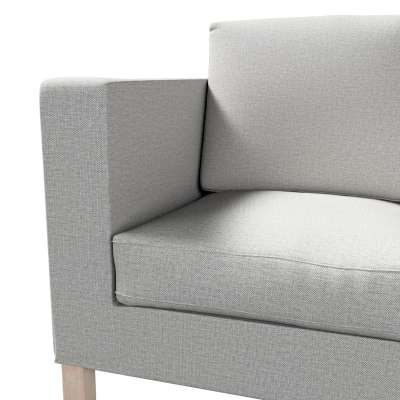 Pokrowiec na sofę Karlanda 2-osobową nierozkładaną, krótki w kolekcji Living, tkanina: 160-89