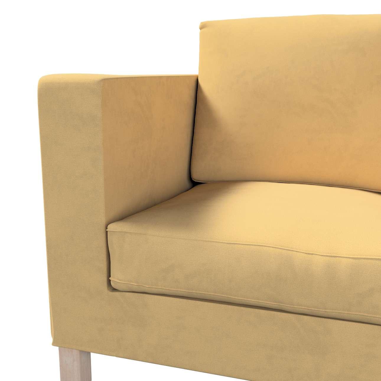 Karlanda 2-Sitzer Sofabezug nicht ausklappbar kurz von der Kollektion Living, Stoff: 160-93