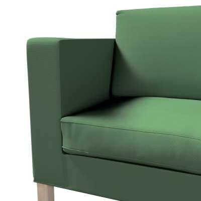 Pokrowiec na sofę Karlanda rozkładaną, krótki w kolekcji Cotton Panama, tkanina: 702-06