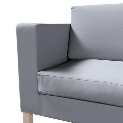 Pokrowiec na sofę Karlanda rozkładaną, krótki w kolekcji Cotton Panama, tkanina: 702-07