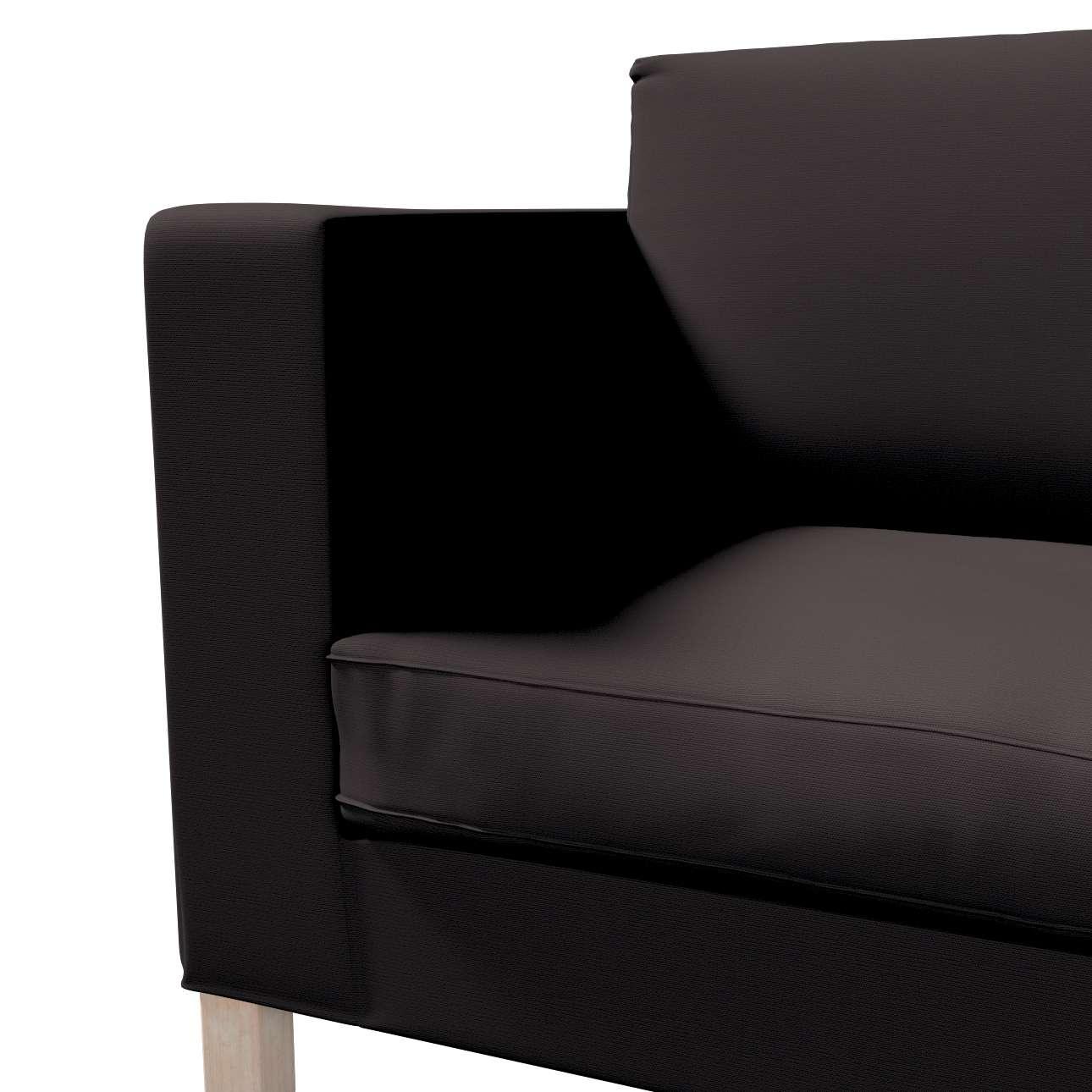 IKEA zitbankhoes/ overtrek voor Karlanda slaapbank, kort van de collectie Cotton Panama, Stof: 702-09