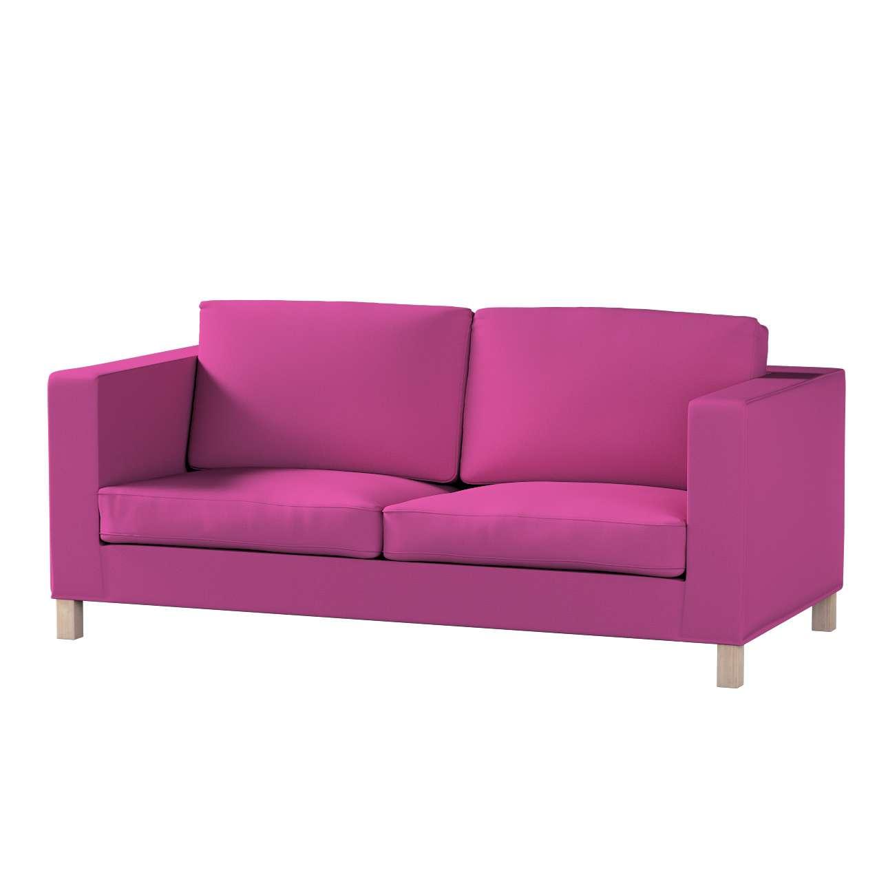 Pokrowiec na sofę Karlanda rozkładaną, krótki w kolekcji Etna, tkanina: 705-23