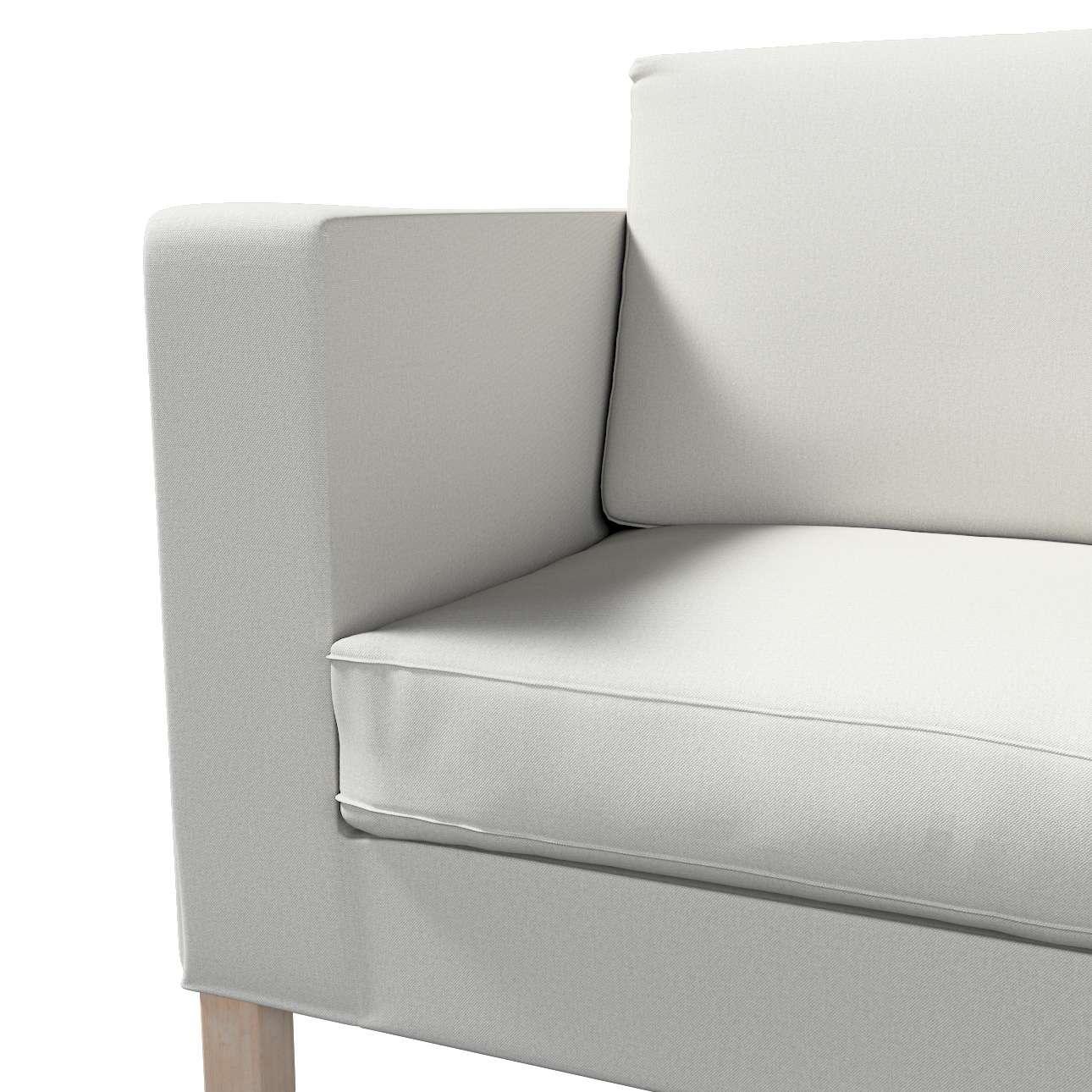Pokrowiec na sofę Karlanda rozkładaną, krótki w kolekcji Etna, tkanina: 705-90