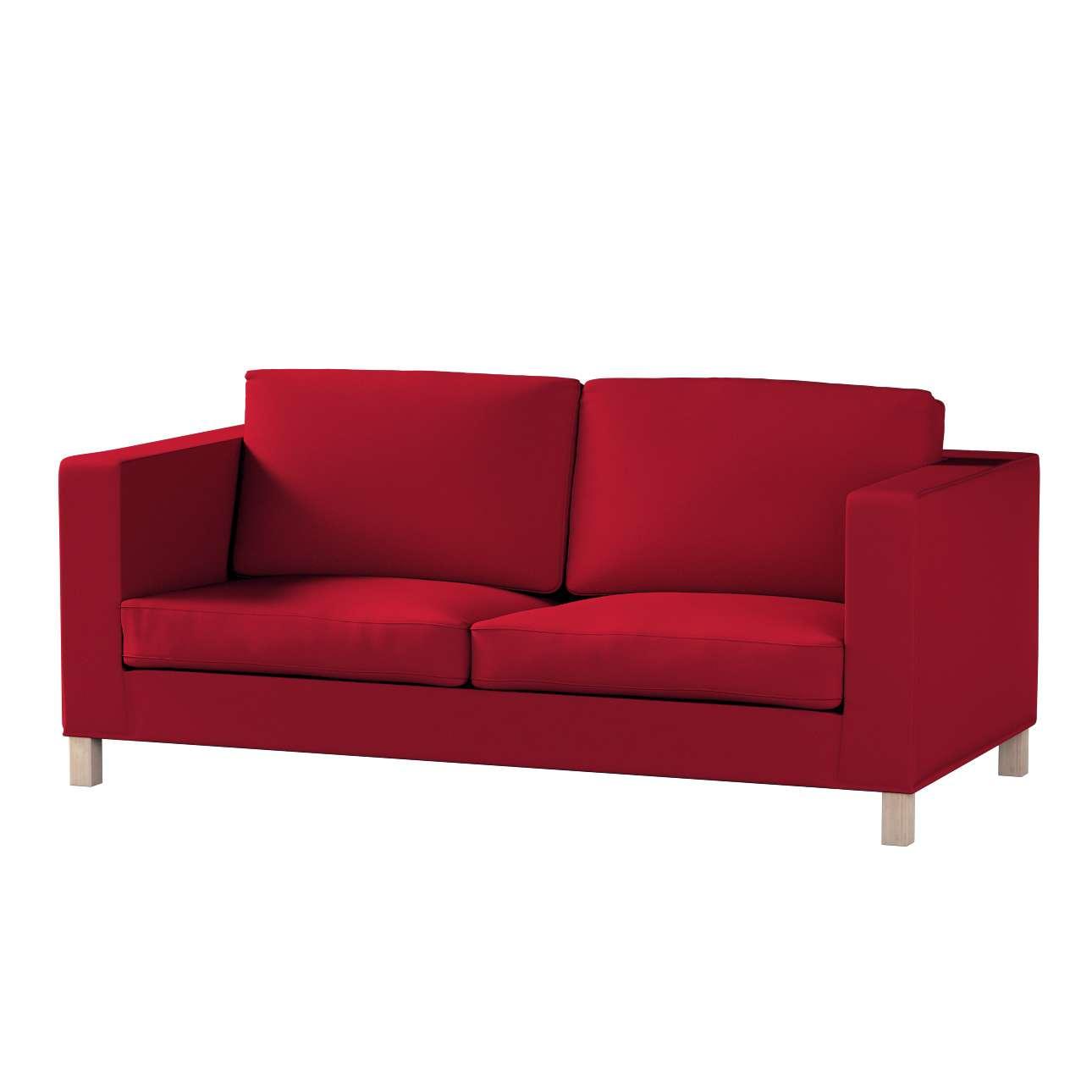Pokrowiec na sofę Karlanda rozkładaną, krótki w kolekcji Etna, tkanina: 705-60